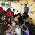 פעילויות יצירה לילדים בחגים