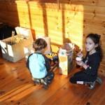 חדר משחקי חשיבה מעץ